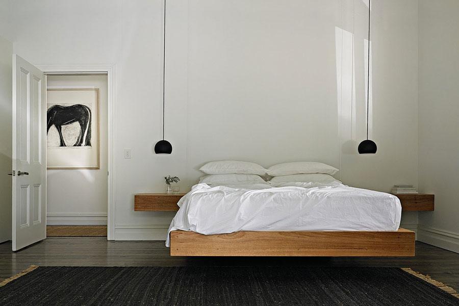 Lampada a sospensione per la camera da letto dal design moderno n.19