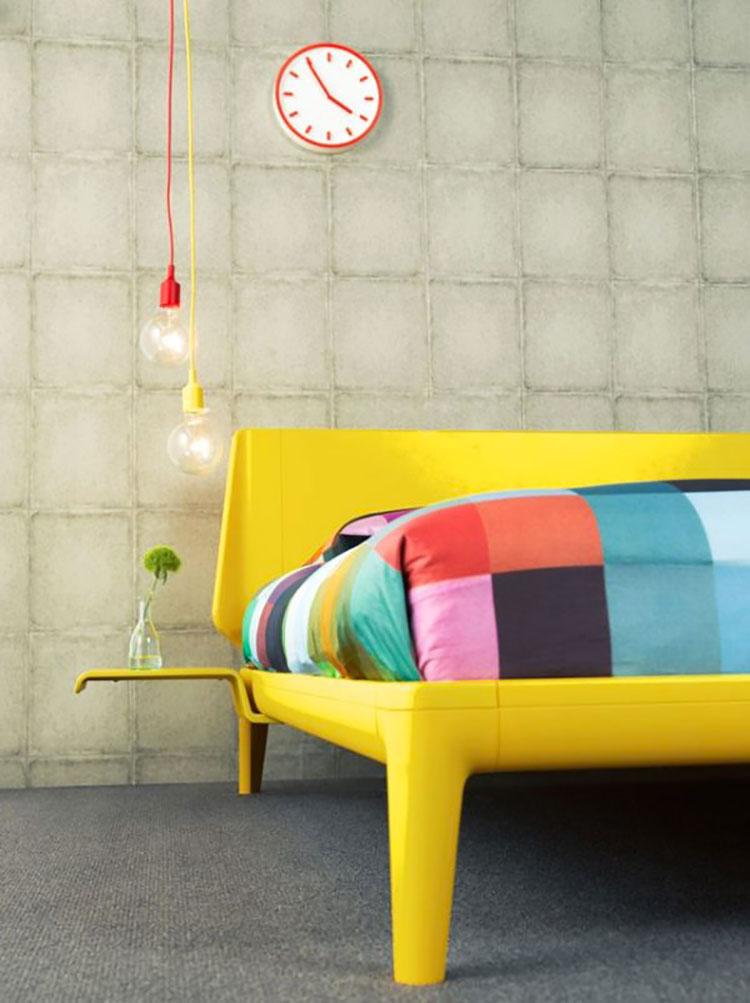 Lampada a sospensione per la camera da letto dal design moderno n.23