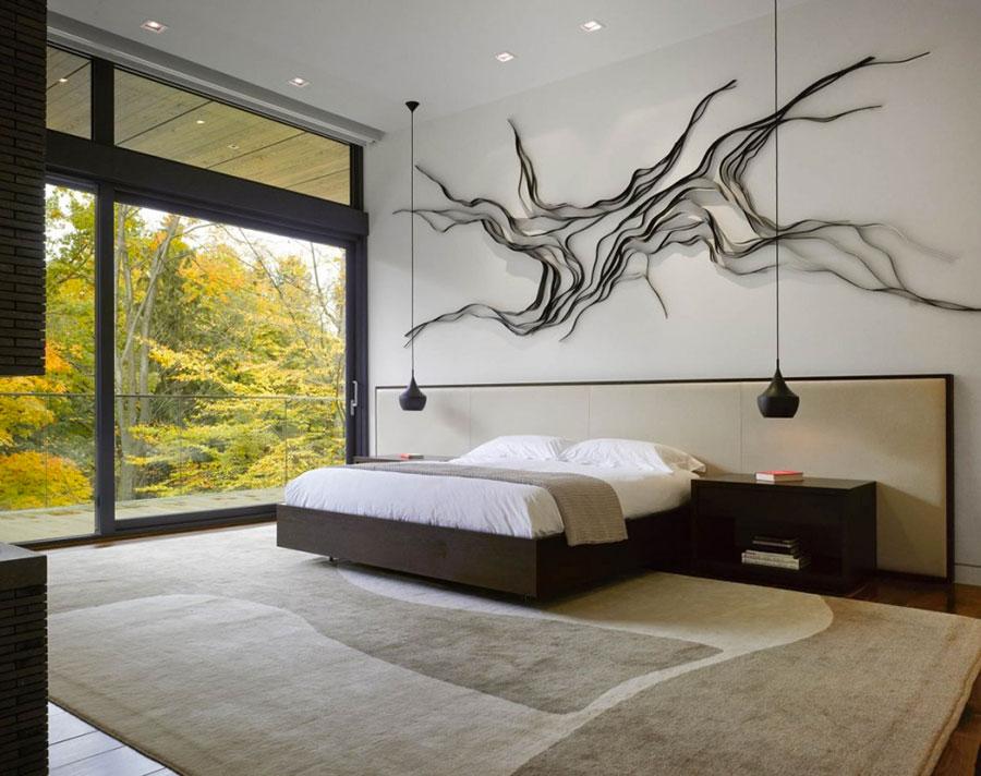 Lampada a sospensione per la camera da letto dal design moderno n.26