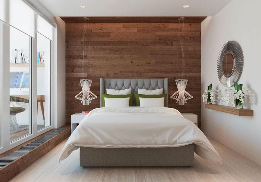 Lampada a sospensione per la camera da letto dal design moderno n.30