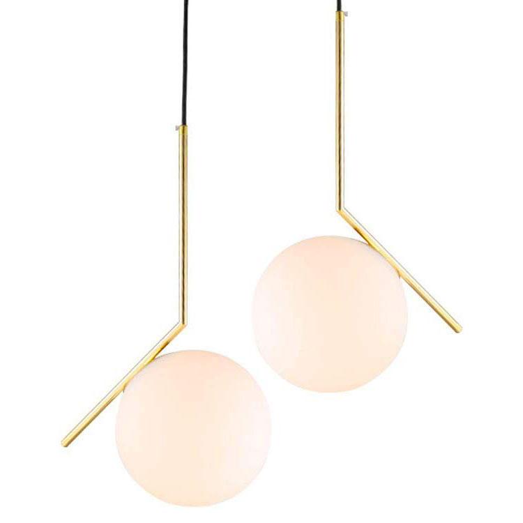 Modello di lampada a sospensione per la camera da letto n.31