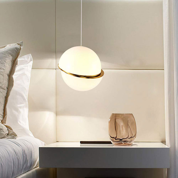 Lampadario Design Camera Da Letto.45 Lampade A Sospensione Per La Camera Da Letto Dal Design Moderno
