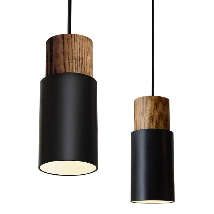 Modello di lampada a sospensione per la camera da letto n.35