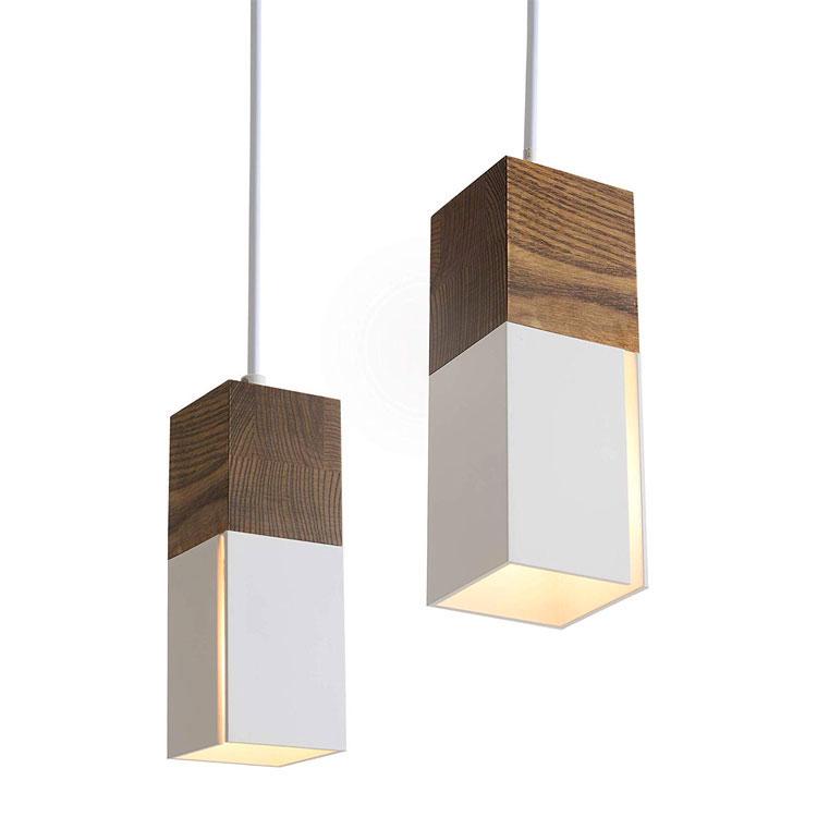 Modello di lampada a sospensione per la camera da letto n.36