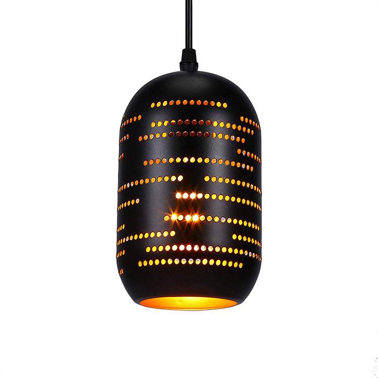Modello di lampada a sospensione per la camera da letto n.44