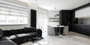 Sala Da Pranzo Bianca e Nera: 25 Idee per un Arredamento ...