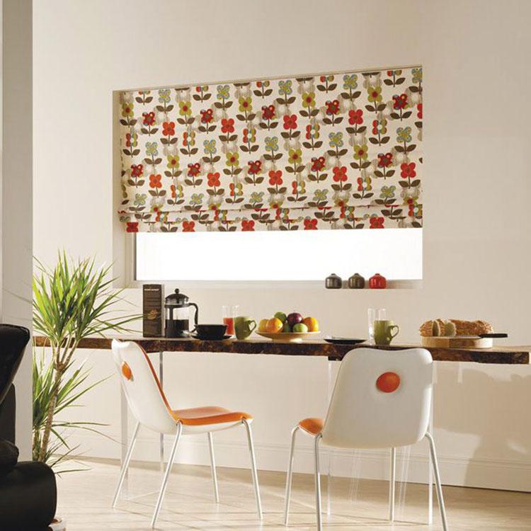 Idee per tende da cucina moderne di vari modelli - Tendine per cucina ...