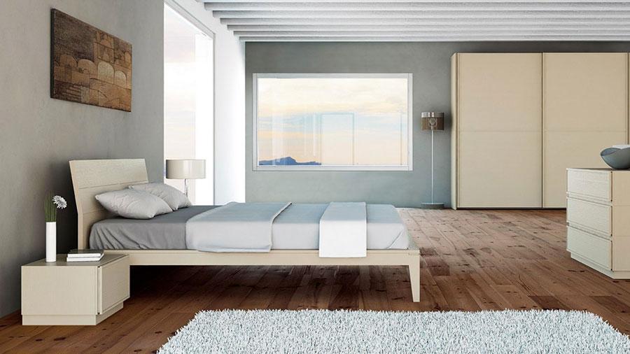 Modello di camera da letto di Accademia del Mobile n.3