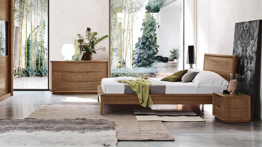 Modello di camera da letto di Accademia del Mobile n.5