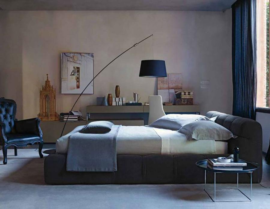 Modello di camera da letto di AB&B Italia n.2