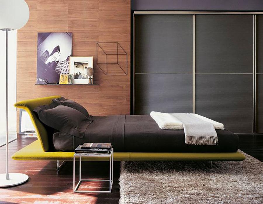 Modello di camera da letto di AB&B Italia n.3