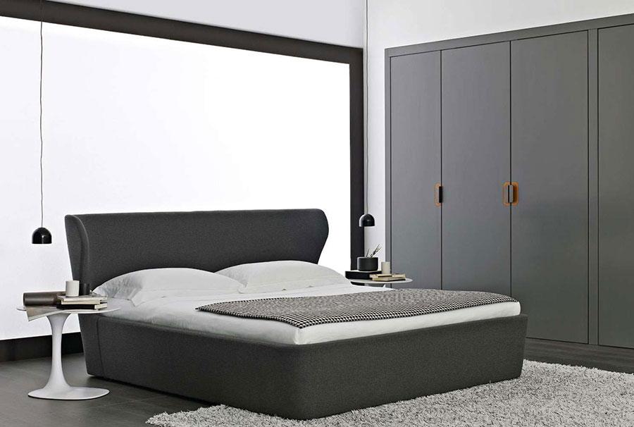Modello di camera da letto di AB&B Italia n.4