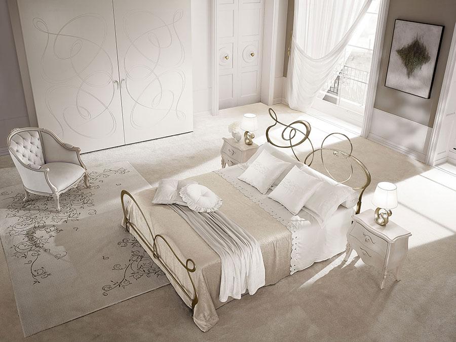 Modello di camera da letto di Cantori n.1