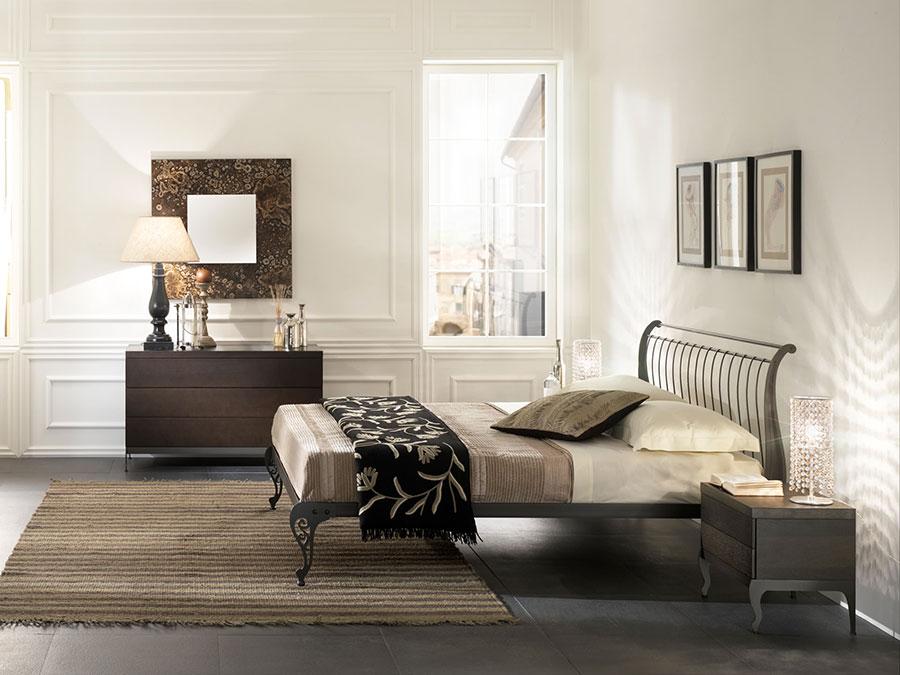 Modello di camera da letto di Cantori n.4