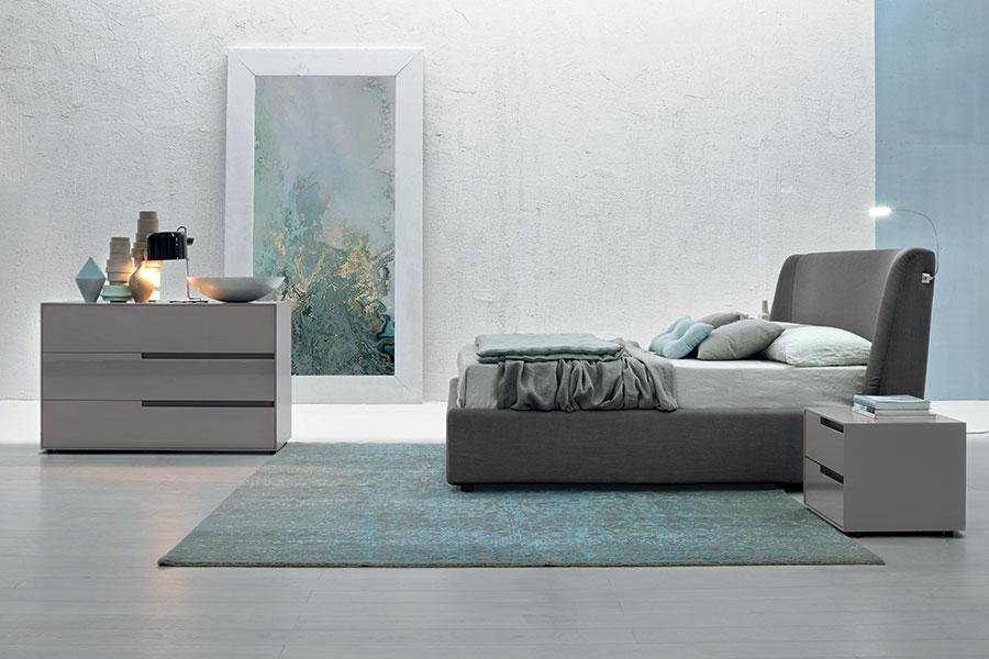 Modello di camera da letto di Febal n.2