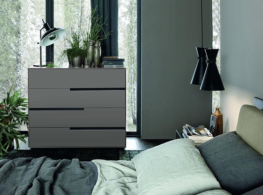 Modello di camera da letto di Febal n.3