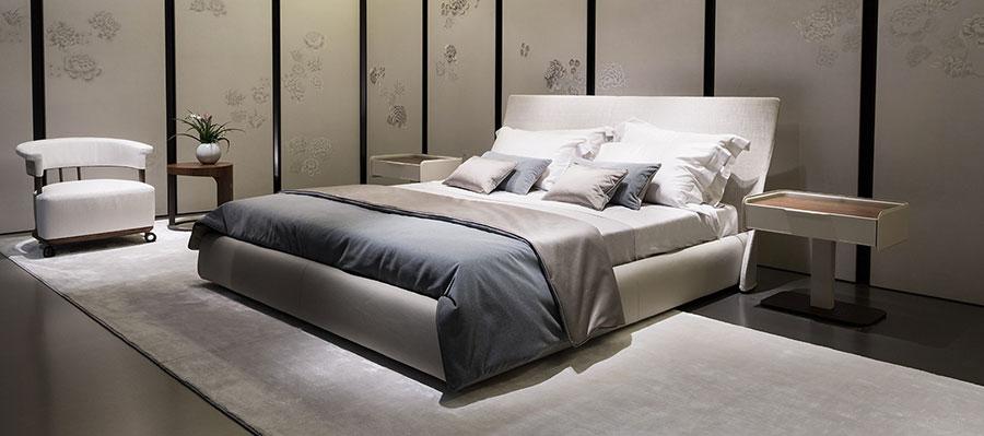 Modello di camera da letto di Giorgetti n.1