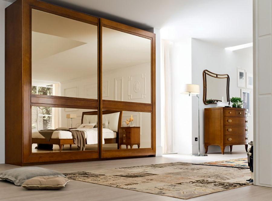 Modello di camera da letto di Le Fablier n.4