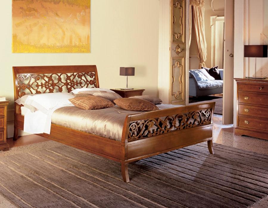 Modello di camera da letto di Le Fablier n.5