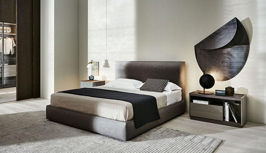 Modello di camera da letto di Molteni n.1
