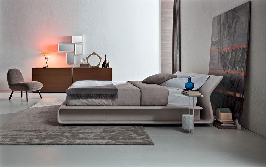 Modello di camera da letto di Molteni n.2