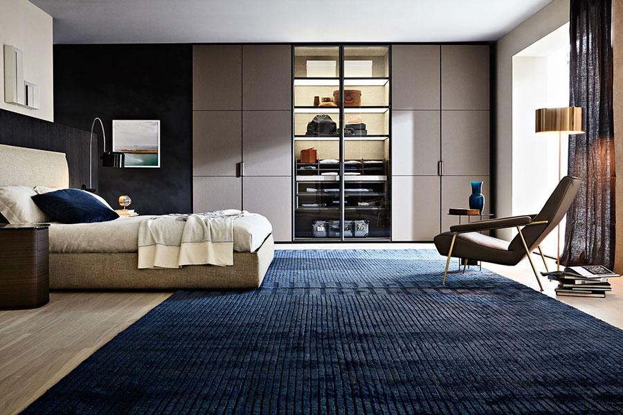 Modello di camera da letto di Molteni n.5