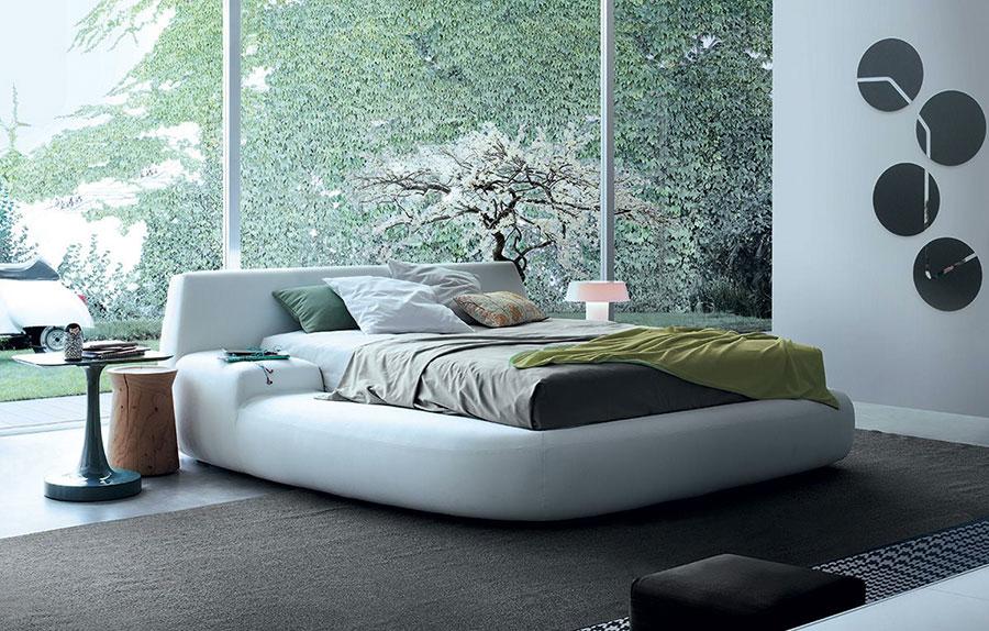 Modello di camera da letto di Poliform n.3