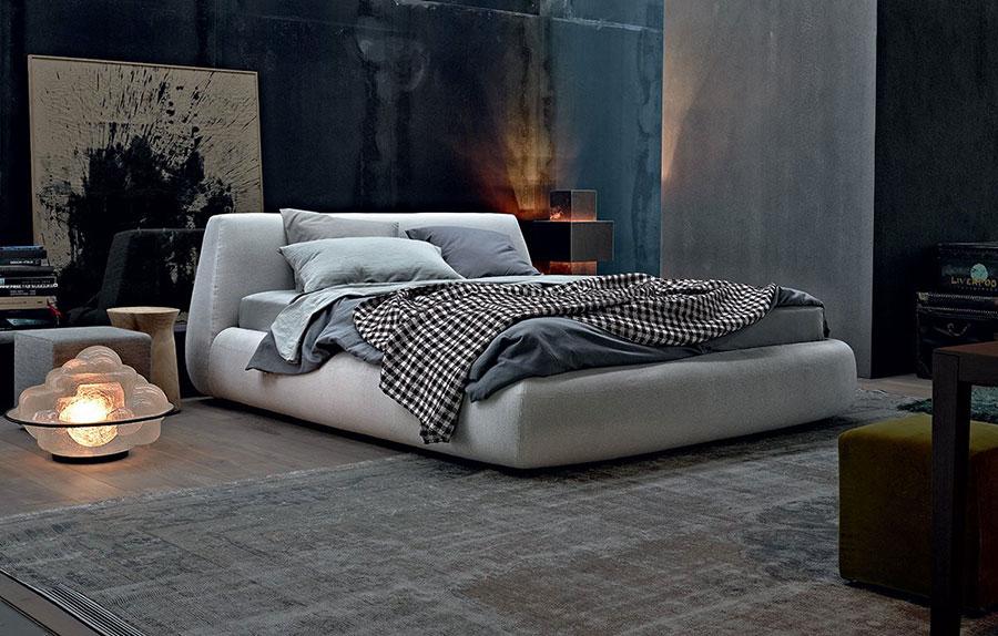 Modello di camera da letto di Poliform n.4