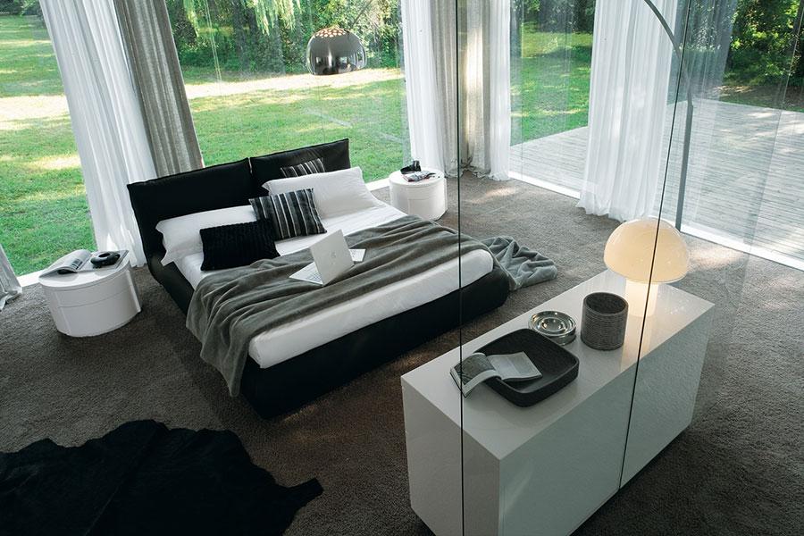 Modello di camera da letto di Silenia n.1