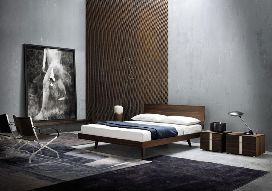 Modello di camera da letto di Silenia n.2