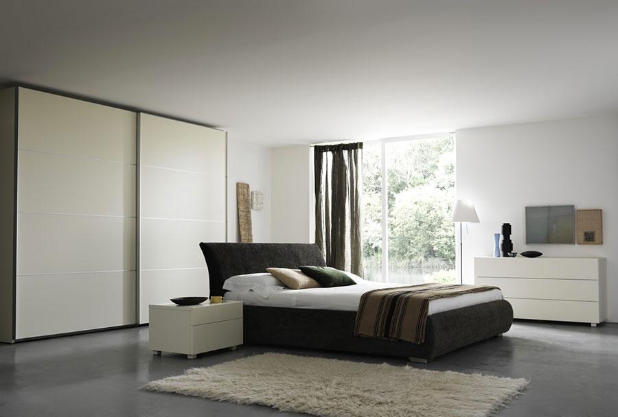 Modello di camera da letto di Silenia n.4