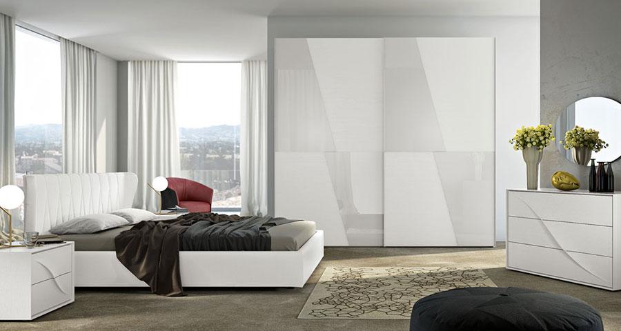 Modello di camera da letto di Spar n.1