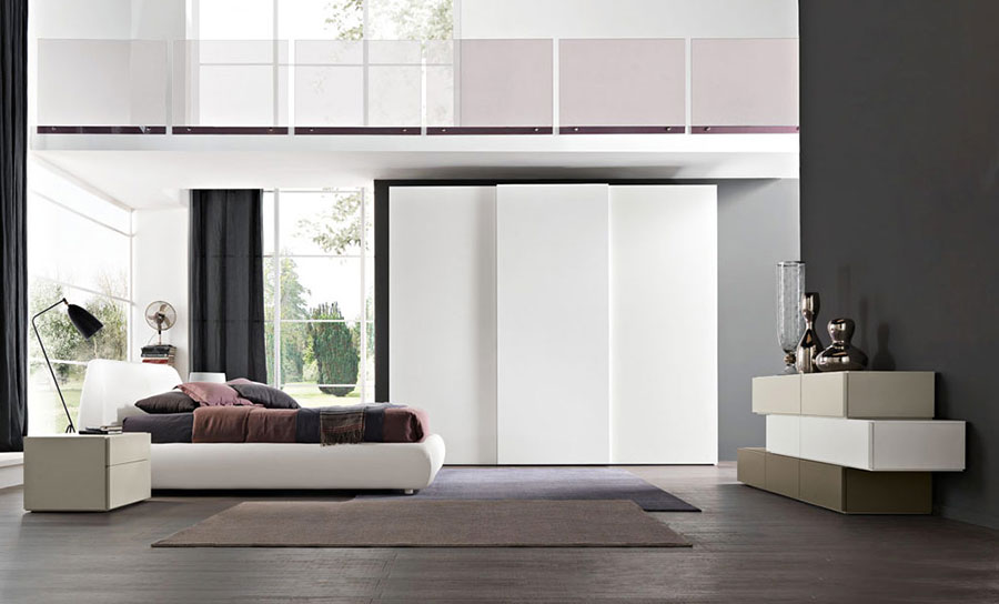Modello di camera da letto di Spar n.3