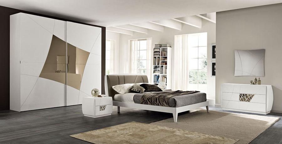 Modello di camera da letto di Spar n.4