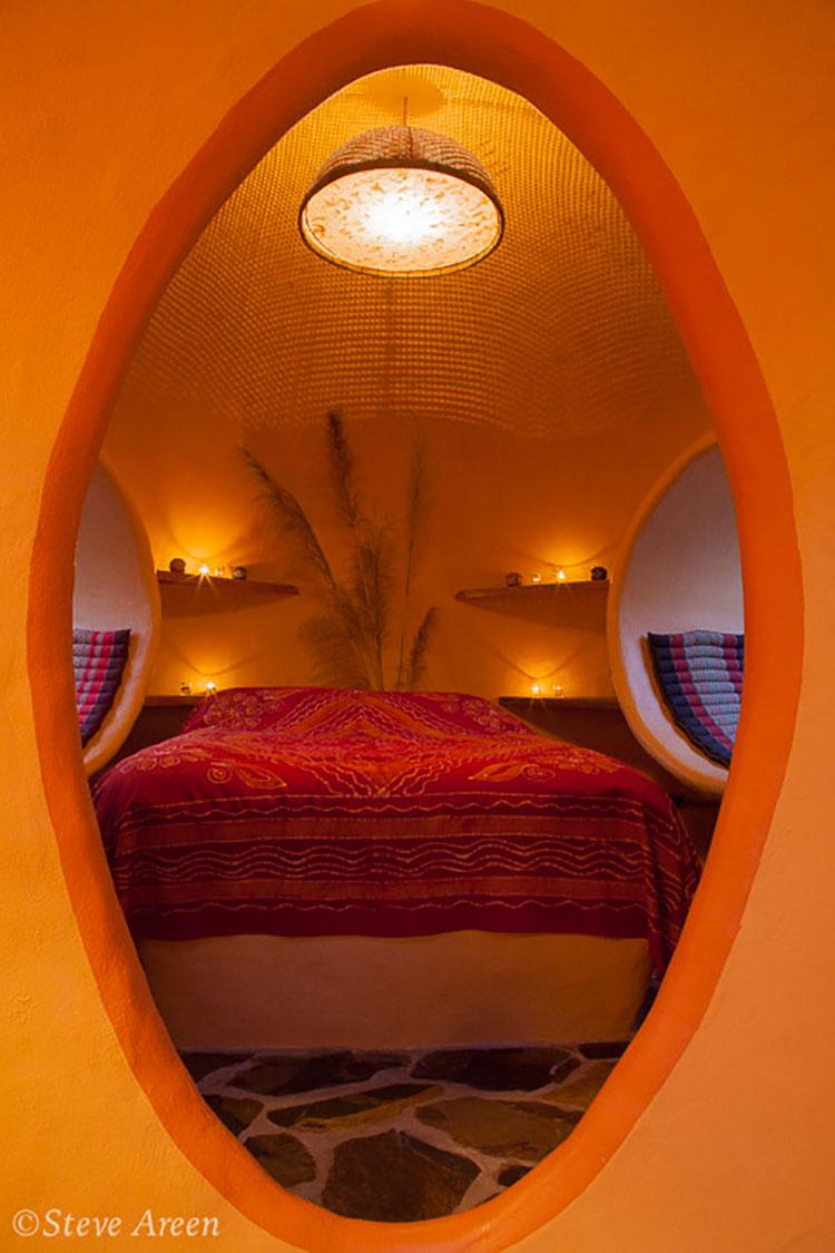 Progetto di casa da sogno a cupola n.12