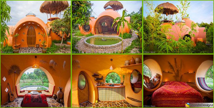 Casa da Sogno a Cupola: Design Spettacolare e Costi Contenuti