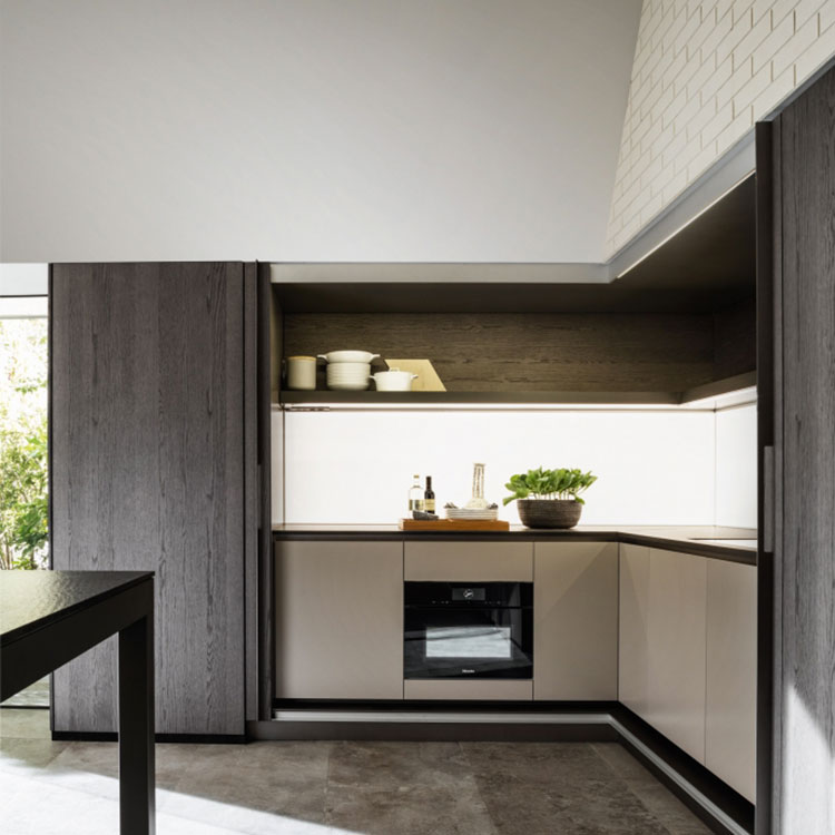 Modello di cucina a scomparsa Dada n.1