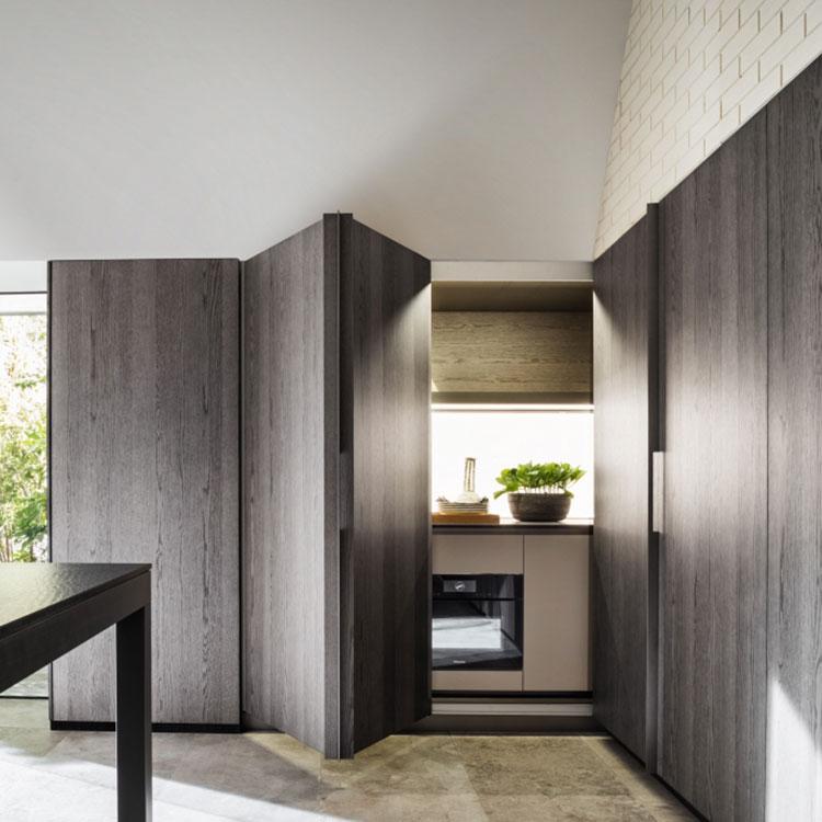 Modello di cucina a scomparsa Dada n.2