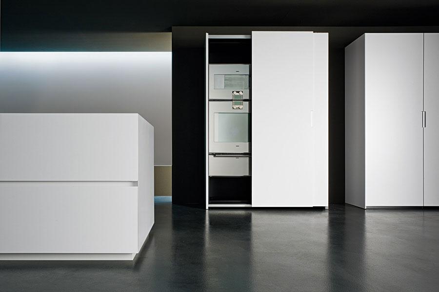 Modello di cucina a scomparsa Minimal n.3