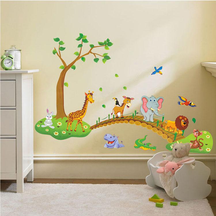 Idee per decorare la cameretta dei neonati n.04