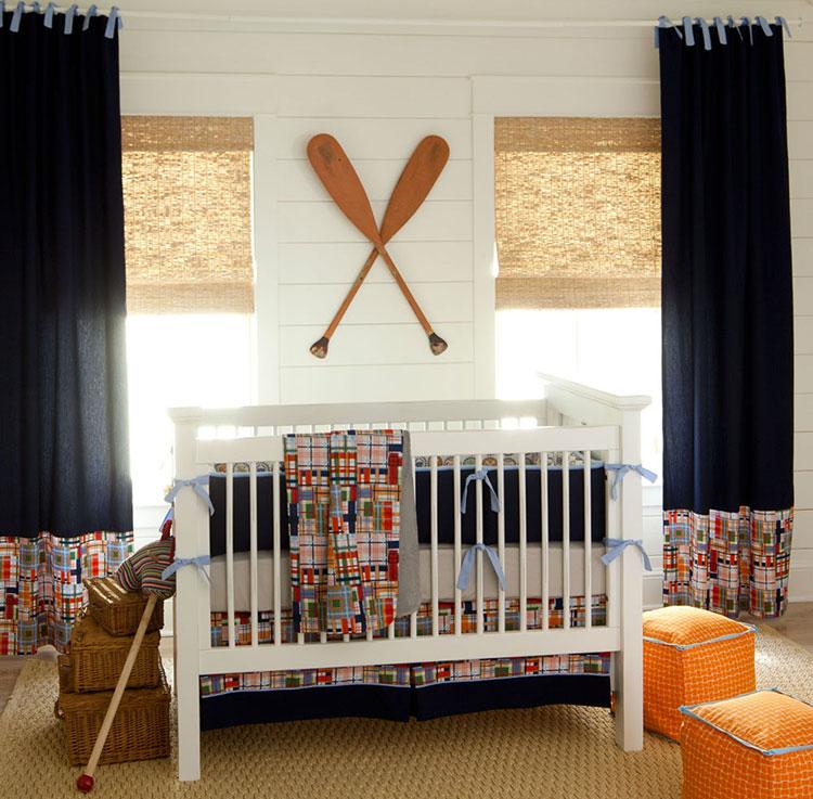 Idee per decorare la cameretta dei neonati n.05