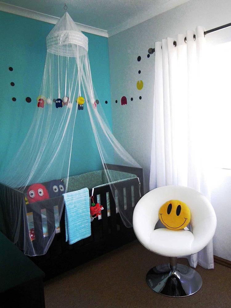 Idee per decorare la cameretta dei neonati n.12