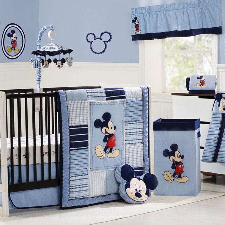 Idee per decorare la cameretta dei neonati n.29