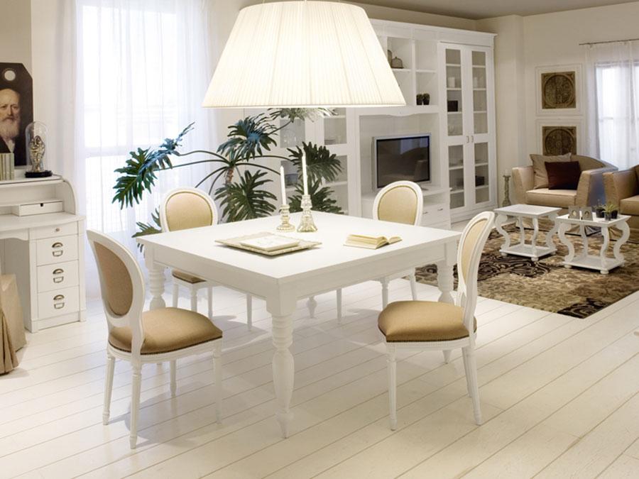 Sala da pranzo classica 25 idee per arredare con gusto for Sala da pranzo decor