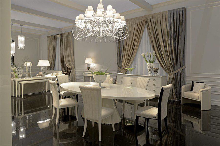 Sala Da Pranzo Classica: 25 Idee per Arredare con Gusto ...