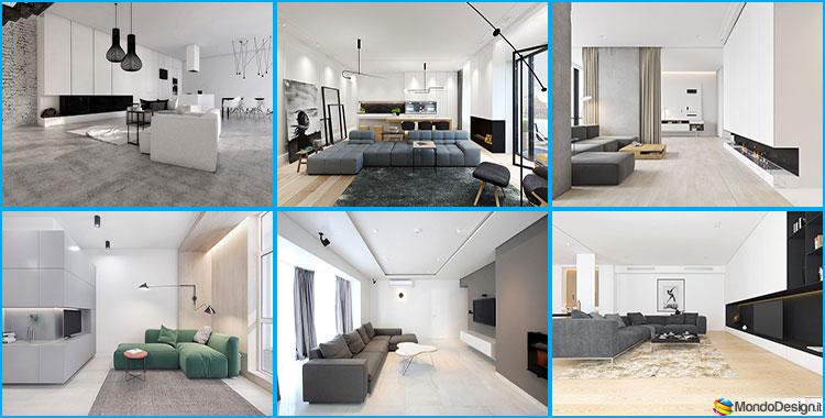 Arredamento minimal guida allo stile dal design essenziale for Arredamento minimalista design