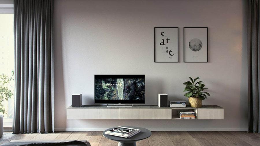 Progetto Di Arredo Per Una Casa Di 70 Mq N.03
