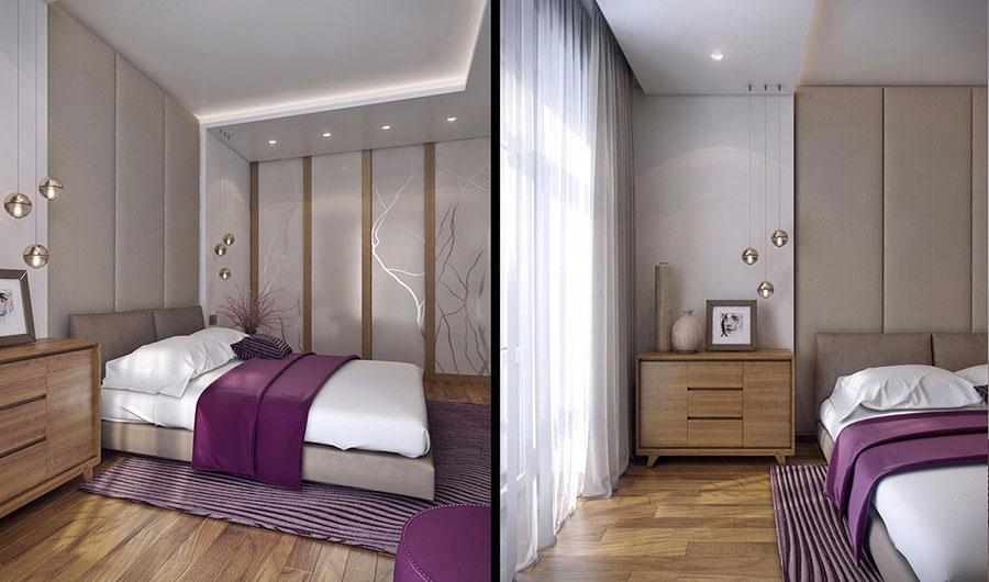 Progetto di arredo per una casa di 70 mq n.27