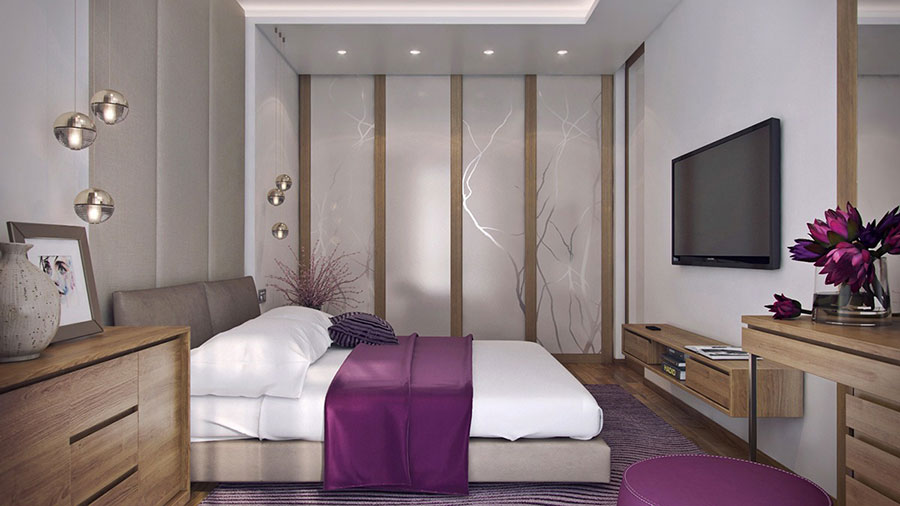 Progetto di arredo per una casa di 70 mq n.29