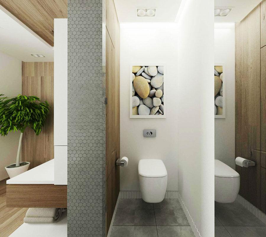 Bagno di lusso moderno dal design unico n.20